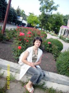 Natalia Dimitrașco, directoarea Școlii de Arte din Criuleni