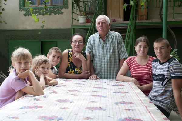 Familia Troian, Dubasarii vechi
