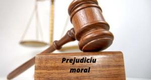 prejudiciu moral--